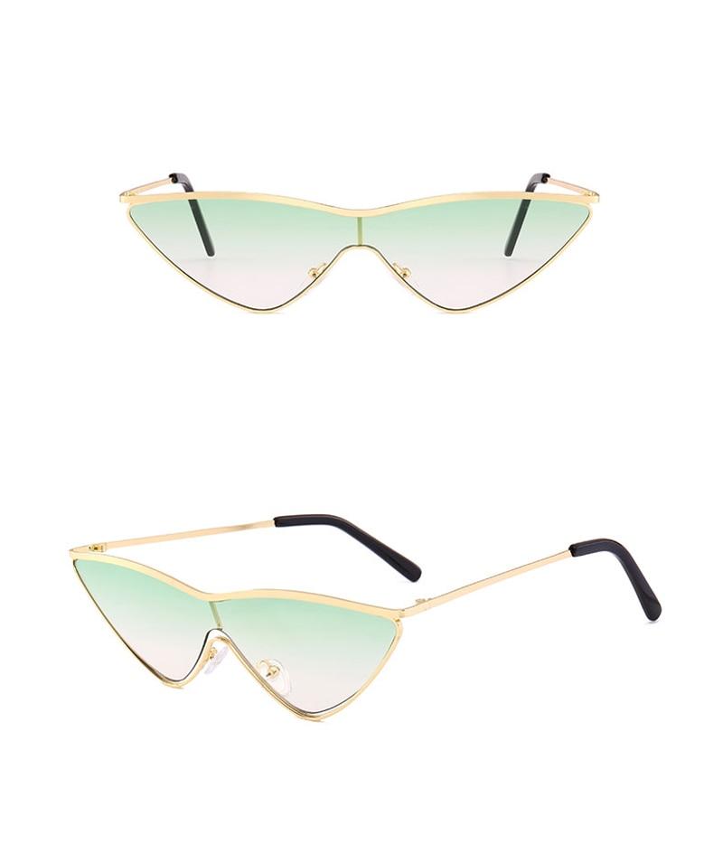 metal cat eye sunglasses women small 0335 details (4)