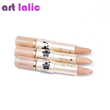 2017 New Hot Sale Foundation Hide Blemish Dark Circle Cream Concealer Stick Liquid Lipgloss(China)