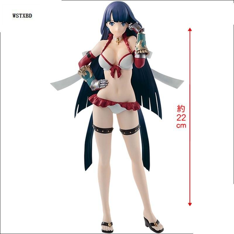 WSTXBD Original BANPRESTO EXQ Figure Fate Grand Order PVC Figure Model Toys Figurals Dolls<br>