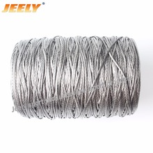 Free Shipping 1000M 350LBS 1.2mm 4 strand Spectra braided towing winch line(China)