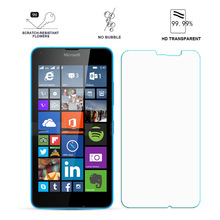 2.5D Curved Edge Screen For Nokia Lumia 640XL Protection Film Tempered Glass For Nokia Lumia 640XL Anti-Scratch 0.26mm HD Film(China)