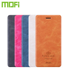 xiaomi redmi note 4x 4 X Case Mofi Flip PU Leather Stand Case For Redmi note 4 Indian version Book Style Mobile Phone Cases(China)