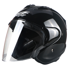 Gracshaw open face 3/4 motorcycle helmet Top quantliy ABS motorbike helmet road motorcross helmet Protective Gear ms(China)