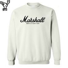 BTS Marshall Mathers LP sweatshirt Men Autumn winter Good Quality EMINEM Long Sleeve O Neck  Leisure fleece hoodies sweatshirts
