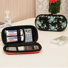 New Camping Hiking Travel First Aid kit storage bag Emergency Survival Small Medical box Treatment Pack Set Health Care Product