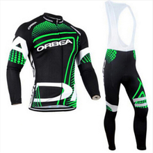 Sport Sets wear tanyho ORBEA long Sleeve Cycling Jersey Bicycling Shirts Bicycle Bike MTB Ciclismo Cycle Maillot Clothing Pants(China)