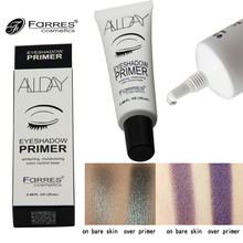New FaRRES Brand Easy to Absorb Eyes Makeup Eyeshadow Primer Cosmetics Easy to Wear Moisturizer Long Lasting Base Primer(China)