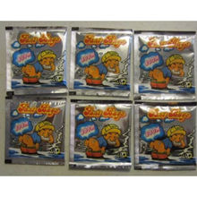 10bag/lot Novelty Fart Bomb Bags Stink Bomb Smelly Exploding Mini Bags Fun for a Party or Pranking Someone(China)
