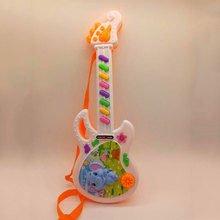 Musical Electronic Guitar Toy Instrument Toys Early Toddler For Baby Music