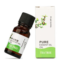 Best Deal New Good Quality Tee Tree Flavor 10ml 100% Pure & Natural Essential Oils Aromatherapy Scent Skin Care Relax Body Oil