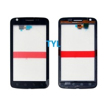 High quality Touch Screen with digitizer out glass lens For Motorola Atrix 4G MB860 Black 1 piece free shipping