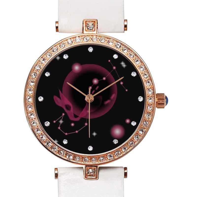 Hot sale Lady Watch Women Leather Quartz Watches Bran &