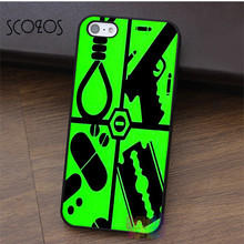 SCOZOS cool Type O Negative heavy metal gothic case cover for iphone X 4 4s 5 5s 5c SE 6 6s 6 plus 6s plus 7 7 plus 8 8 plus(China)