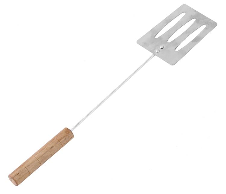 Barbecue shovel