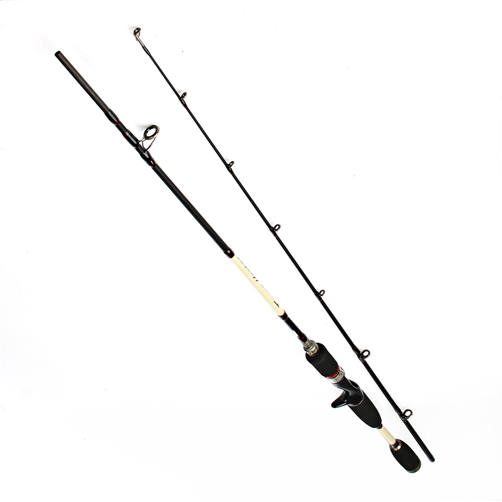 FISH KING Hi Carbon 1.8M/2.1M/2.4M/2.7M Casting Rod Hard 2 Section C.W.15-30G Fast Lure Fishing Rod <br>