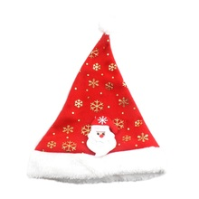 New Winter Warm Hat Newborn Baby Christmas Hats Boys Girls Hat Infant Toddler Snow Man Santa Claus Moose Decoration Hats(China)