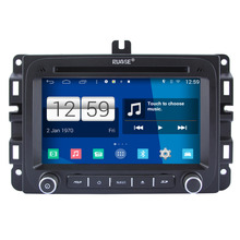 7 inch HD Android 4.4.4 Car DVD Player GPS Sat Navi Radio Stereo DVD Player for 2013 2014 2015 Dodge Ram 1500 2500 3500(China)