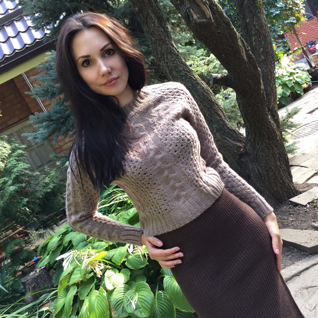 Fashion Sweater And Skirt Two Piece Set Women 17 Sexy Slim Fit Knitted Suit Twinset Clothing Hot Sale 7