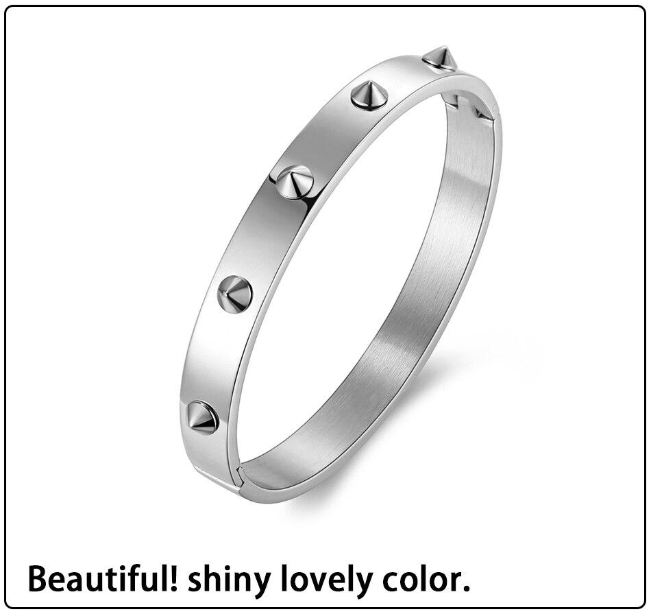 Brand Bangles Bracelets Women (4)