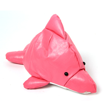 HS040 Fashion Dolphin suction tissue box 39.5*14.5cm(China)