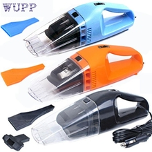 New Arrival Super Suction 12V High-Power Wet and Dry Portable Handheld Car Vacuum Cleaner M19