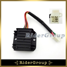 5 Wire Cable Voltage Regulator Rectifier For 125cc 150cc Engine Chinese ATV Quad 4 Wheeler GY6 Moped Scooter
