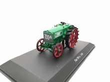 UH 1:43 Fiat 700 A 1928 Agricultural tractors alloy car toys for children kids Model gift model original box(China)