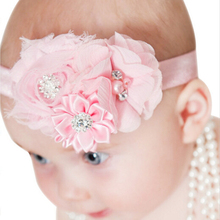 Buy 1PC Kids Headband Hair Bowknot Headbands Newborn Hair Accessories Girls grosgrain ribbon Bow Headband hair bands W037 for $1.07 in AliExpress store