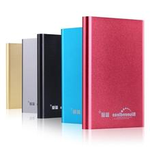 "HDD 2.5"" 120GB External Hard Drive USB3.0 hd externo Storage Devices hard disk For laptop desktop disco duro externo"