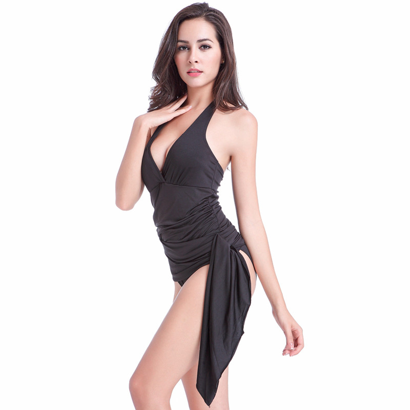 Multi Wears Three  In One 2017 Hot Popular Style All Female Favorite Convertible Summer Holiday Beach Dress S.M.L.XL