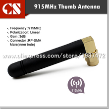 Free shipping 2pc 915 MHz Antenna with3 dB Gain TX/RX,wireless 915 Mhz Lora antenna welcome wholesale