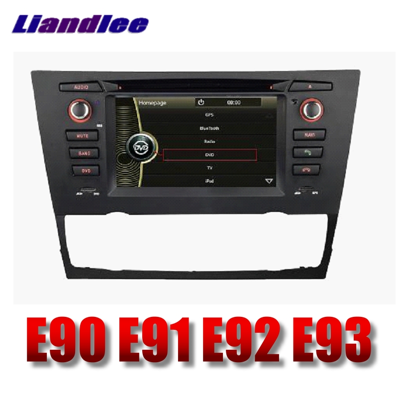 Liandlee Car Multimedia Player NAVI For BMW 3 E90 E91 E92 E93 2005~2013 With DVD BT Car Radio Stereo GPS Navigation Touch Screen 10