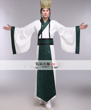 Ming Dynasty  hanfu costume chinese Garment  for men dynasties warriors cosplay ancient China warrior suit  longue robe