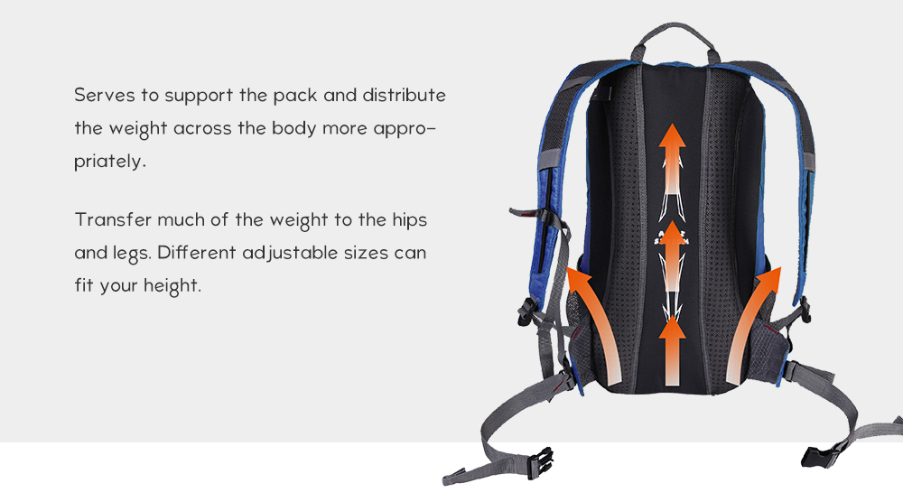 Outdoor Camping Bag 4 Backpack