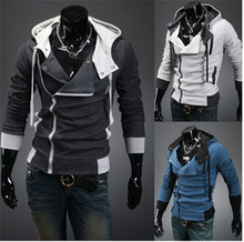 high quality sell like hot cakes Assurance 3 New Kenway Men's jacket anime cosplay clothes assassins creed costume for boys()