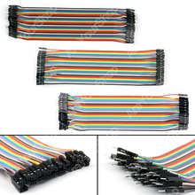 12Dupont Wire Male + Female Jumper Cable Arduino Breadboard - Areyourshop store