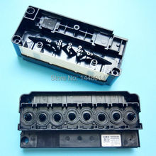 2pcs wholesale price for Epson DX5 water based print head adapter / cover / manifold