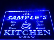 DZ004- Name Personalized Custom Mom Kitchen Bar  LED Neon Light Sign