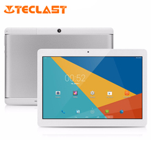 Teclast X10 Android 6.0 10.1 inch Tablet PC Quad Core 1GB +16GB 4 Cores 1280*800 IPS Kids Gift MID Tablets 10.1 3G Phablet(China)