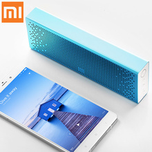 Original Xiaomi Mi Bluetooth Speaker Wireless Stereo Mini Handsfree Call Stereo Portable Speaker Bluetooth 4.0 Aluminum Frame