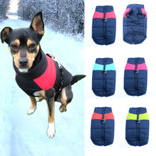 Popular Pet Dog Clothes for Dogs Jackets Waterproof Pet Clothes for Chihuahua Puppy Small Large Dogs Coat Ropa Para Perro 30