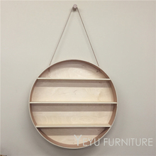Minimalist Modern Design Wooden Wall Hanger storage For Modern Home decoration Famous Designer modern Furniture Rack Hanger
