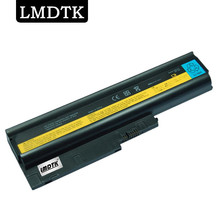LMDTK New 6cells laptop battery FORThinkPad R60e R61 T60 T61 SL300 SL400 Series 42T4545 41U3198 40Y6799 free shipping(China)