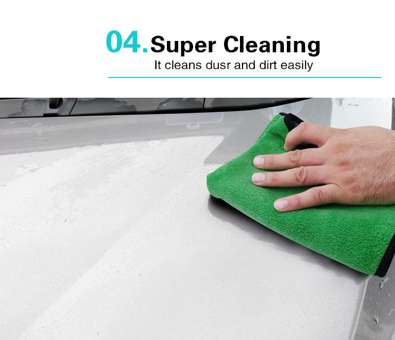 Microfiber Cloth Towel 9