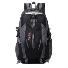 Outdoor Sports Bag Unisex Travel Backpack Softshell Waterproof  Hiking Mountaineering Rucksack Breathable Camping Back Pack