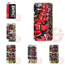 Bmc Racing Cycling Bike Team For iPhone 4S 5S SE 6S 7S Plus For Galaxy A3 A5 J3 J5 J7 S4 S5 S6 S7 2016 Soft TPU Silicon Fashion