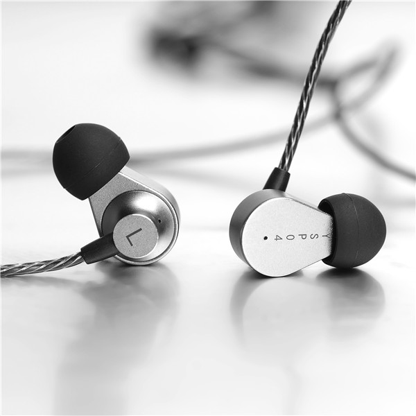 Newest BGVP YSP04 Titanium Crystal Composite Diaphragm Dynamic High Fidelity Hifi Music DJ Monitor  In-ear Earphone with MIC<br>