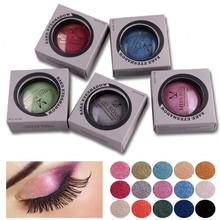 Miss Rose Eyeshadow palette Waterproof Baked Eye shadow Metallic Shimmer Single Color makeup palette Eyeshadow Cosmetics Z3