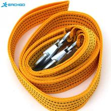 3 tons tow rope Tow Cable Tow Strap Towing Rope with Hooks for Heavy Duty Car Emergency Force trailer rope