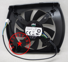 New Original FY08015M12BPA FY08015M12LPA 12v 0.45a PNY GTX650 GTX650Ti graphics card cooling fan HZDO